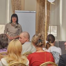 Творческий вечер Ирины Орда. Ноябрь 2011. Челябинск