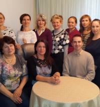 Курс Предсказательная Астрология. Группа Ноябрь 2015. Челябинск