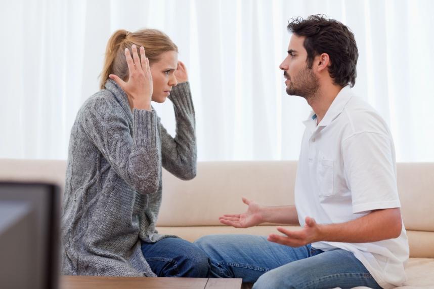 Тест на выявление причин конфликта в семейных отношениях