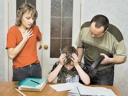 Вредные привычки ребенка - зеркало отношений родителей?
