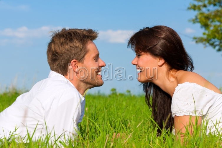 Мужчина и женщина. Единство противоположностей