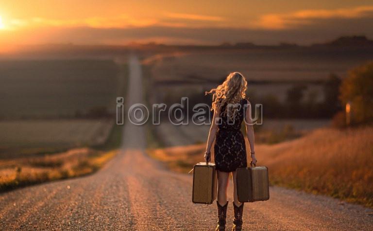 Женщине необходимы путешествия…